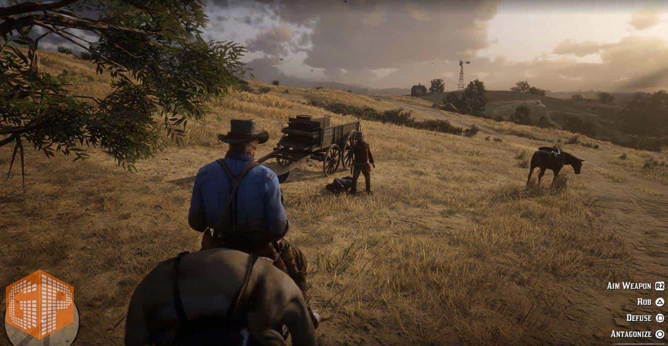 مکانیسم سوارکاری بازی Red Dead Redemption 2