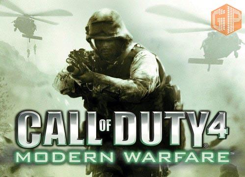 نسخه چهارم Call of Duty یعنی Modern Warfare
