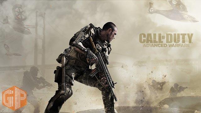 کاور بازی Call of Duty Advanced Warfare