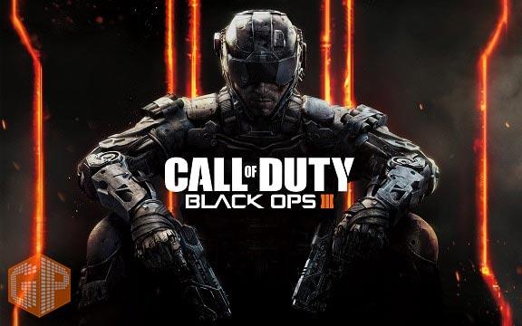 کاور اصلی COD: Black Ops 3