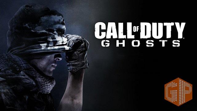 کاور بازی Call of Duty Ghosts