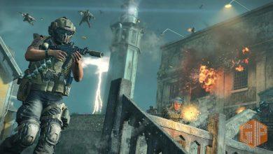 مسابقه آنلاین Call of Duty