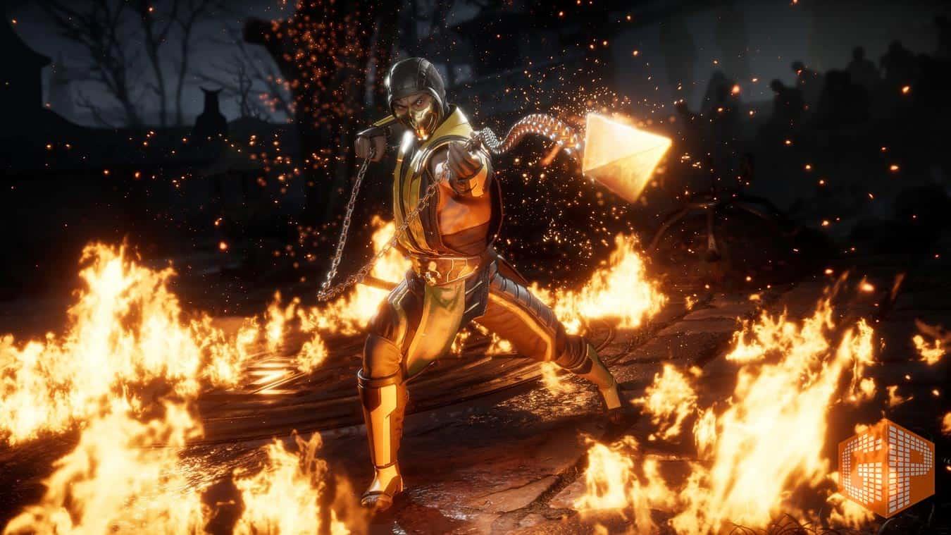 گیم پلی بازی Mortal Kombat 11