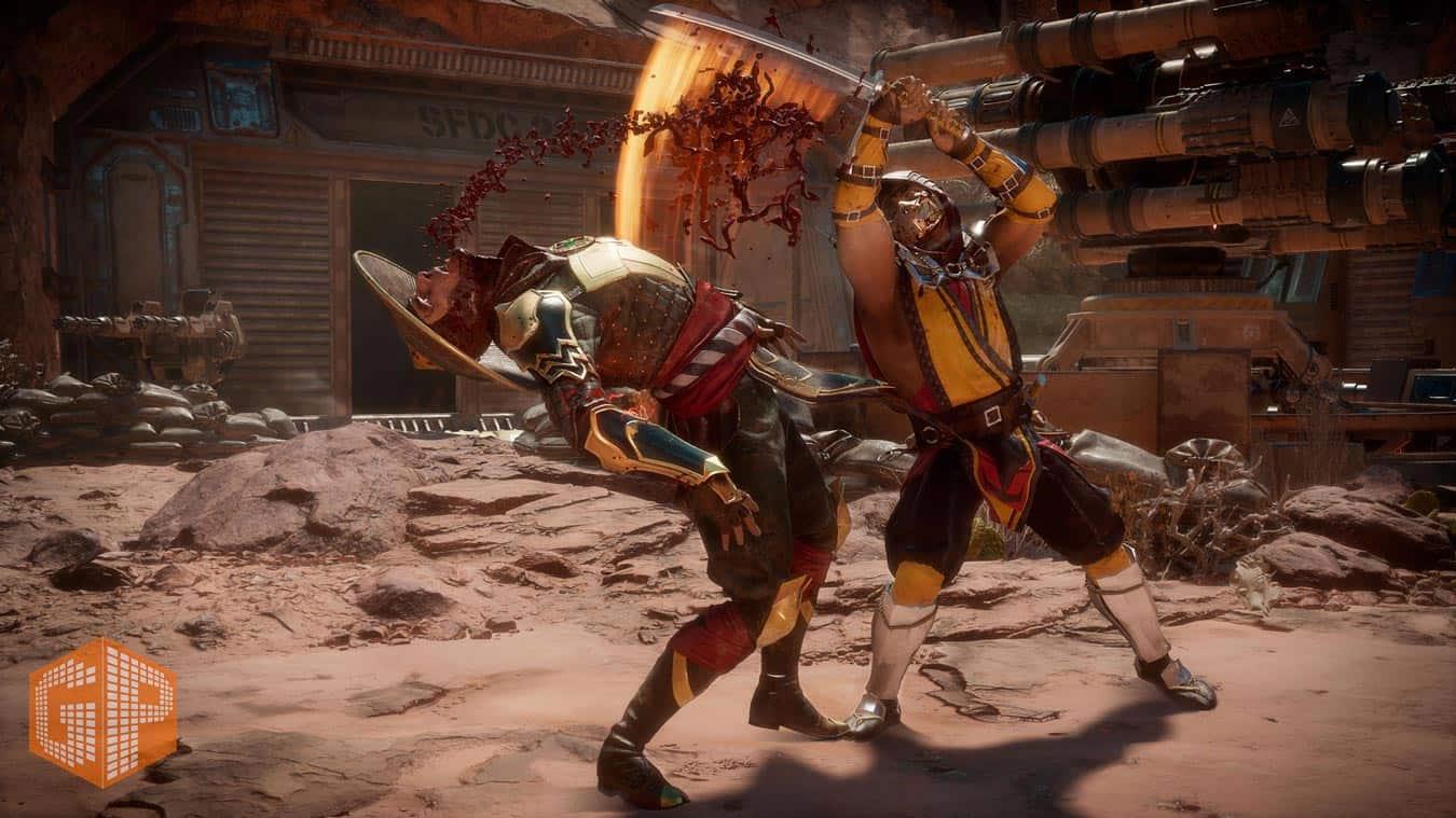 گرافیک بازی Mortal Kombat 11