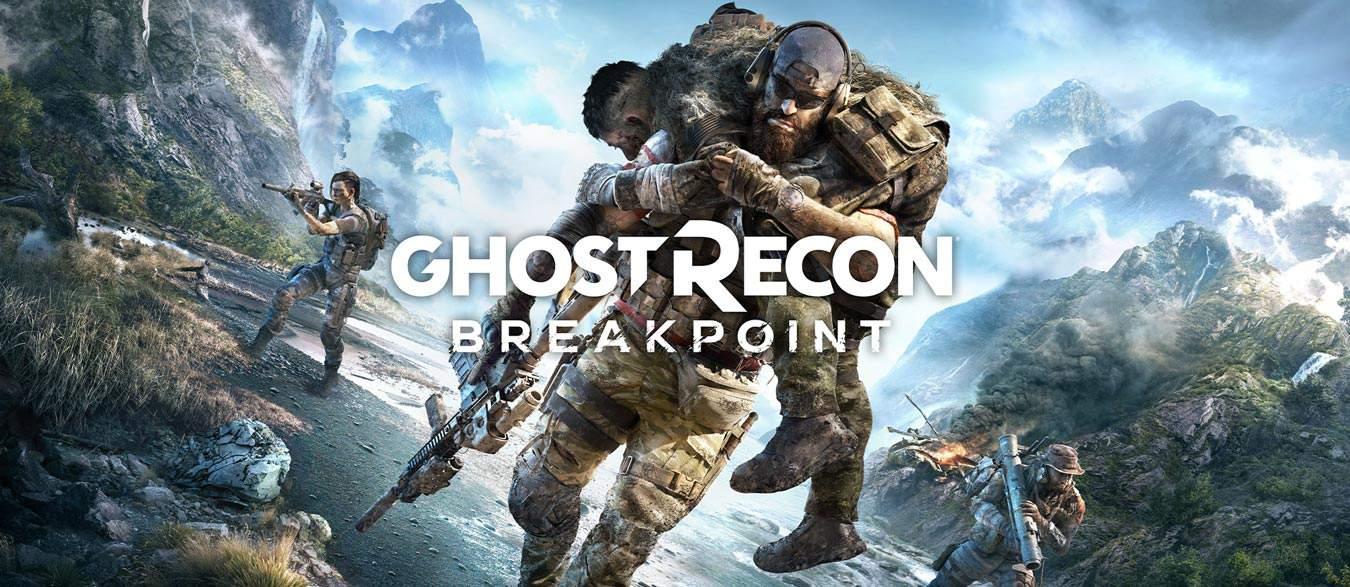 سری جدید Ghost Recon با نام Breakpoint