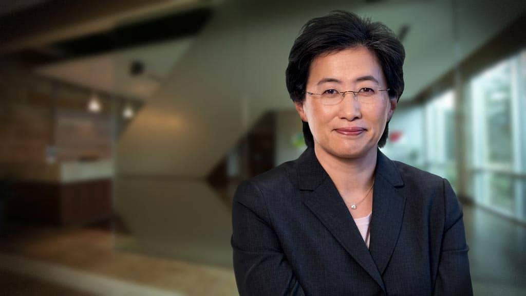مدیر عامل AMD