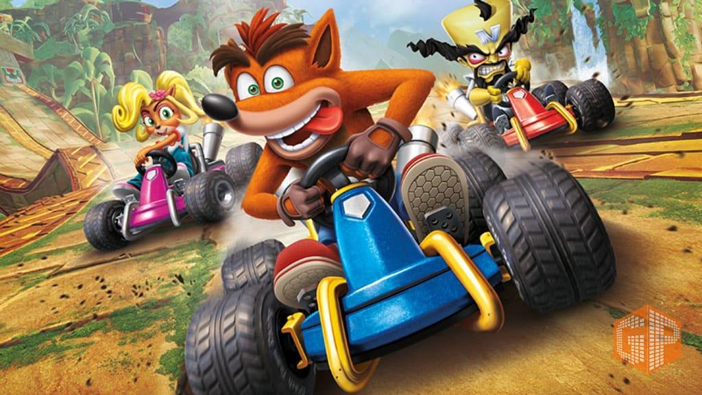 بررسی بازی Crash Team Racing