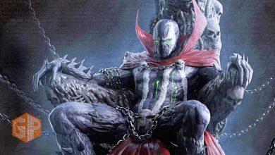 کاراکتر Spawn از دنیای مارول در بازی Mortal Kombat 11