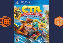 Photo of دانلود دیتای بازی Crash Team Racing Nitro Fueled برای PS4