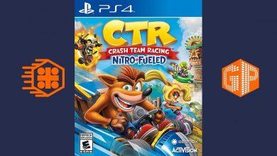 دانلود دیتای Crash Team Racing برای PS4