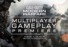 تریلر بخش چند نفره Call of Duty Modern Warfare