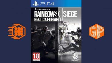 دانلود دیتای بازی Rainbow Six Siege برای PS4