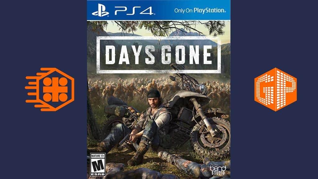 دانلود دیتای بازی Days Gone برای پلی استیشن 4