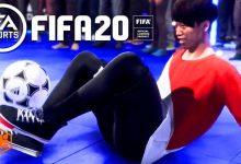 تریلر بخش داستانی فوتبال خیابانی VOLTA فیفا 20 در گیمزکام 2019
