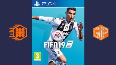 دانلود دیتای FIFA 19 باری PS4