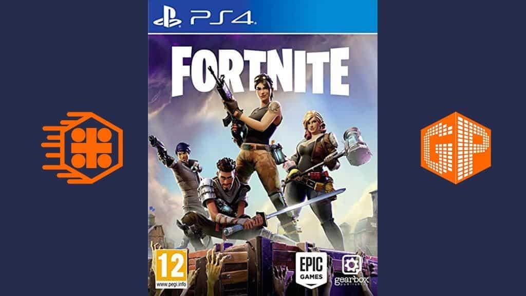 دانلود دیتای Fortnite برای PS4