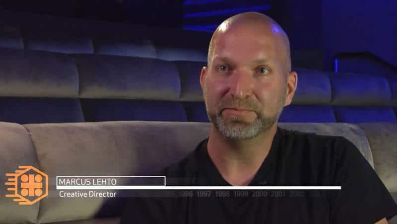 مارکوس کریتو خالق بازی Halo در پروژه Desintegration