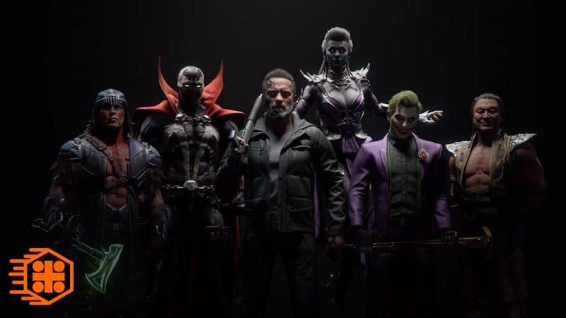 کاراکترهای جدیدی که از طریق بسته الحاقی به Mortal Kombat 11 اضافه میشوند