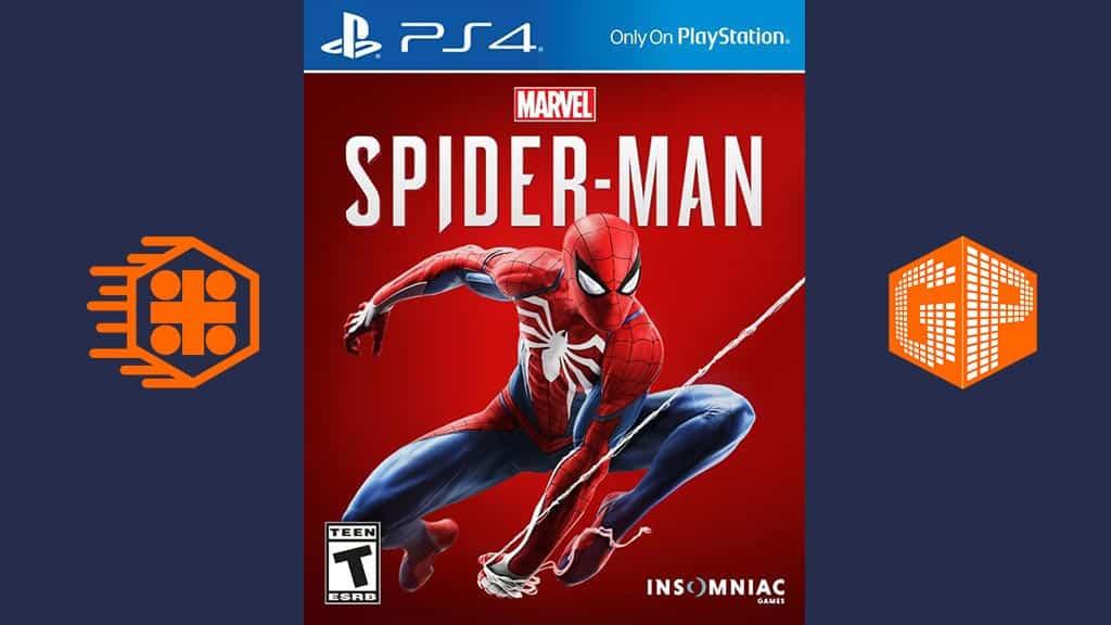 دانلود دیتای بازی Spider Man برای پلی استیشن 4