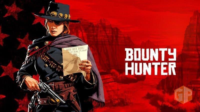 Bouncy Hunter شخصیت جدید بخش آنلاین Red Dead Redemption 2