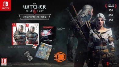 معرفی Witcher 3 بزای کنسول نینتندو سوئیچ