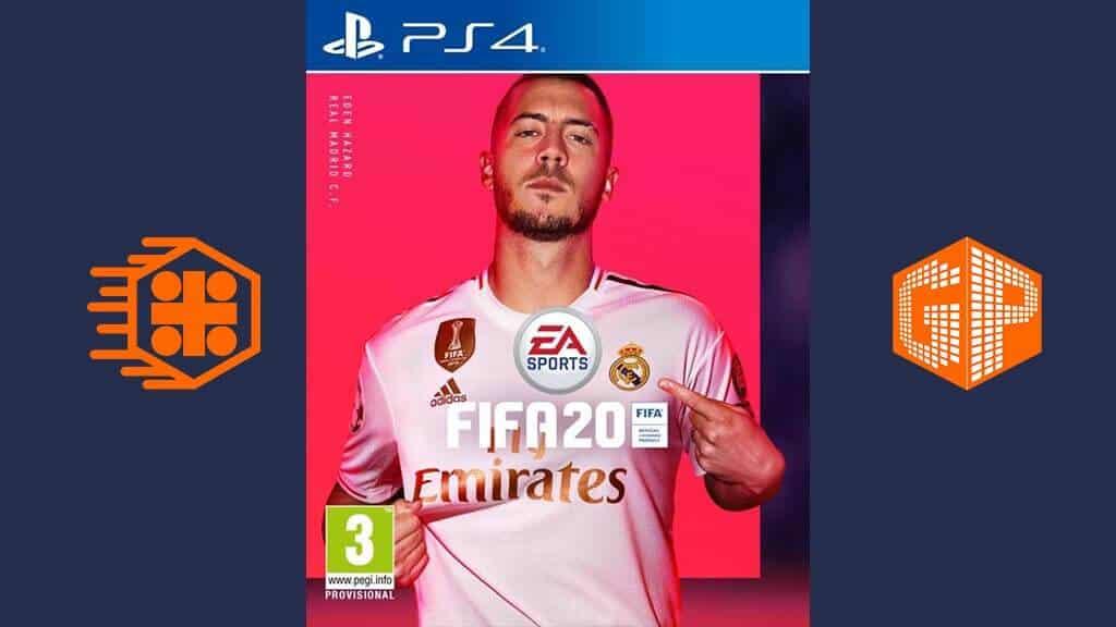 دانلود دیتای بازی FIFA 20 برای پلی استیشن 4