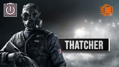 Photo of بیوگرافی Thatcher اپراتور مهاجم Rainbow Six Siege