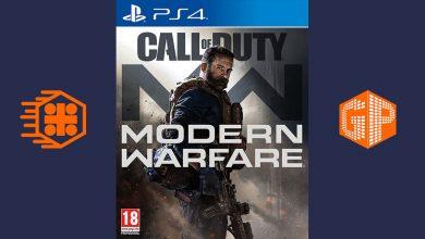 Photo of دانلود دیتای بازی Call of Duty: Modern Warfare برای PS4