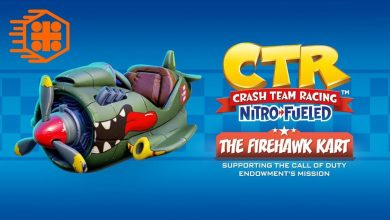 Photo of ماشین جدیدی با نام Firehawk به بازی Crash Team Racing Nitro Fueled اضافه شد