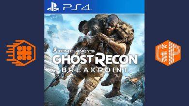 تصویر از دانلود دیتای بازی Tom Clancy's Ghost Recon Breakpoint برای PS4