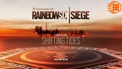 Photo of آپدیت جدید Rainbow Six Siege با عنوان Shifting Tides در دسترس قرار گرفت