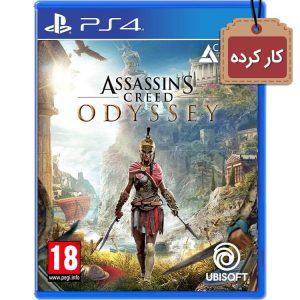 خرید دیسک کارکرده Assassin's Creed Odyssey برای PS4