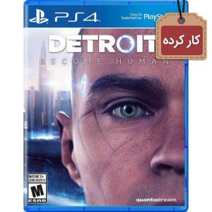 خرید دیسک کارکرده Detroit Become Human برای PS4