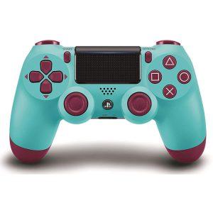 خرید دسته PS4 رنگ آبی بلو بری Berry Blue