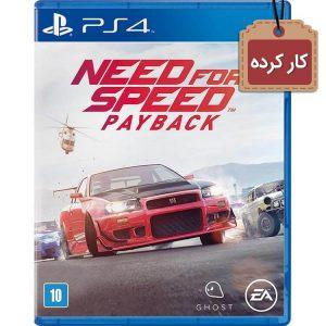 خرید دیسک کارکرده Need for Speed Payback برای PS4