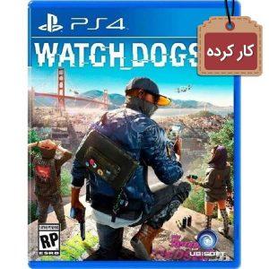 خرید بازی کارکرده Watch Dogs 2 باری PS4