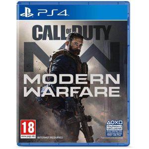 خرید بازی Call fo Duty Modern Warfare برای PS4