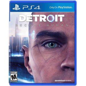 خرید بازی Detroit Become Human برای PS4