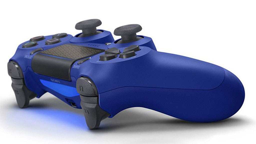 دسته کنسول PS4 مدل Days of Play ظرفیت 500 گیگابایت