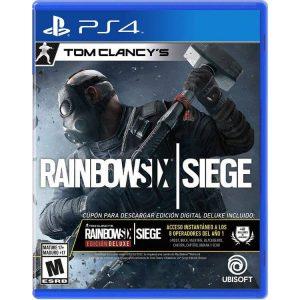 خرید بازی Rainbow Six Deluxe Edition برای PS4