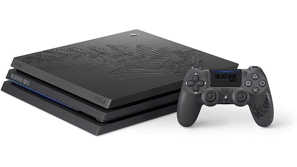 جزئیات خرید PS4 پرو باندل The Last of Us Part 2 Limited Edition