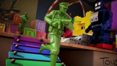 تصویر از تاریخ انتشار بازی The Mean Greens: Plastic Warfare اعلام شد