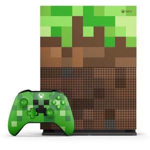 خرید Xbox One S باندل Minecraft Limited Edition