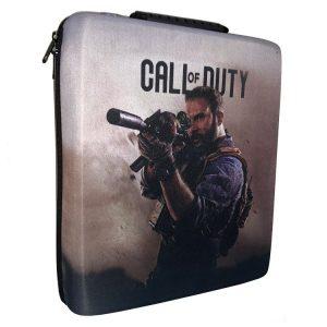 خرید کیف ضد ضربه PS4 Pro طرح Modern Warfare