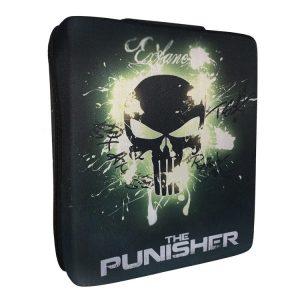 خرید کیف ضد ضربه PS4 Pro طرح The Punisher