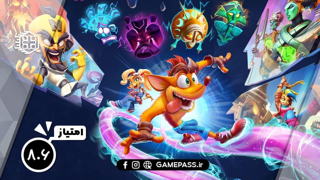 نقد و بررسی بازی Crash Bandicoot 4