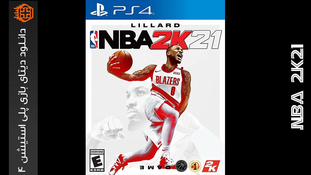 دانلود دیتای آپدیت بازی NBA 2K21 برای PS4