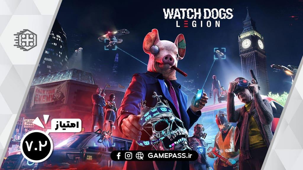 نقد و بررسی بازی Watch Dogs Legion