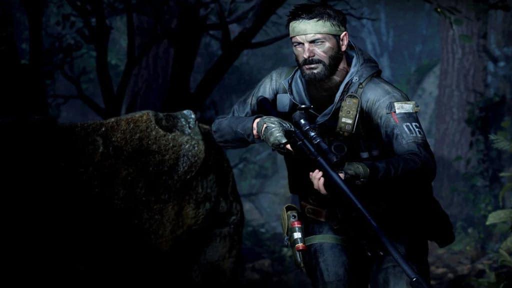 بروزرسانی میان فصلی بازی Black Ops Cold War